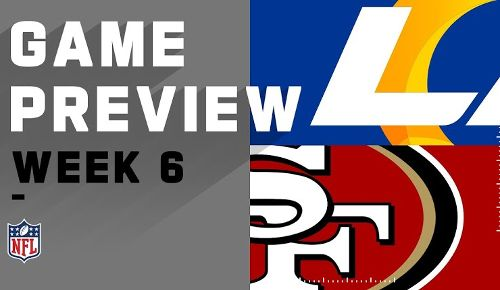 San Francisco 49ers vs Los Ángeles Rams