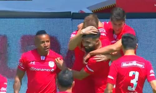 Toluca vs Cruz Azul 2-0 Jornada 13 Torneo Apertura 2020