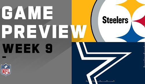 Dallas Cowboys vs Pittsburgh Steelers