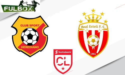 Herediano vs Real Estelí