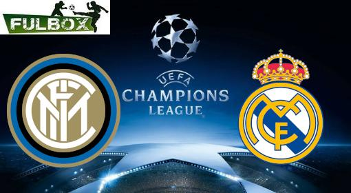 Inter de Milán vs Real Madrid EN VIVO Hora, Canal, Dónde ver Jornada 4 Champions League 2020-21