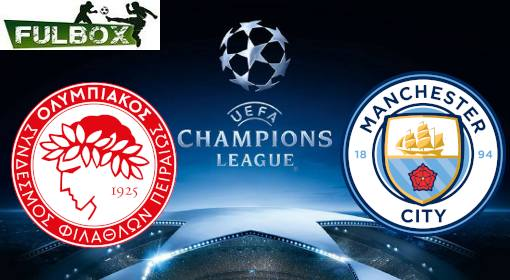 Olympiacos vs Manchester City