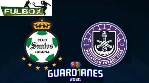 Santos vs Mazatlán