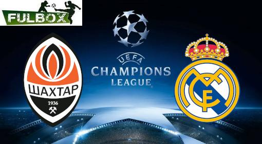Shakhtar vs Real Madrid EN VIVO Hora, Canal, Dónde ver Jornada 5 Champions League 2020-21