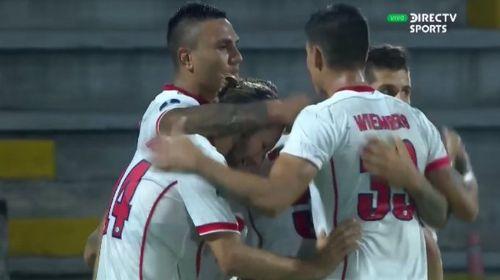 Tolima vs U. La Calera 1-1 Copa Sudamericana 2020