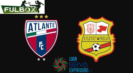 Atlante vs Morelia