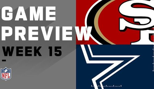 Dallas Cowboys vs San Francisco 49ers