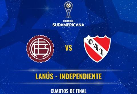 Lanús vs Independiente