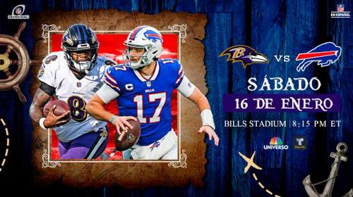 Buffalo Bills vs Baltimore Ravens