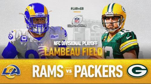 Green Bay Packers vs Los Ángeles Rams