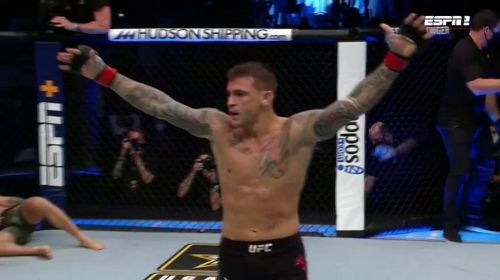 [Vídeo] Ganador, Resumen y Repetición Dustin Poirier vs Conor McGregor UFC 257