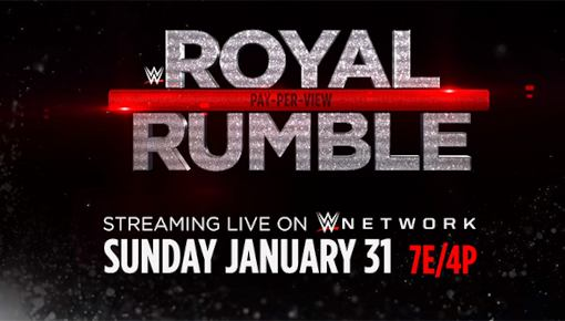 WWE Royal Rumble EN VIVO
