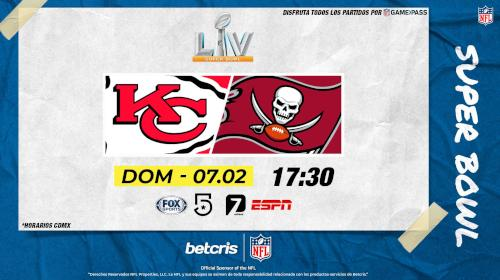 Kansas City Chiefs vs Tampa Bay Buccaneers
