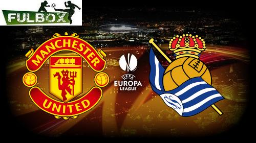 Manchester United vs Real Sociedad