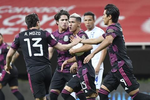 México vs Honduras 1-1 Final Preolímpico CONCACAF 2021