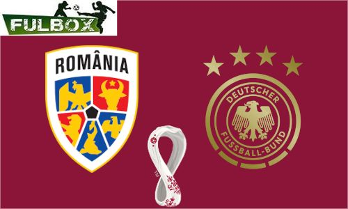 Rumania vs Alemania