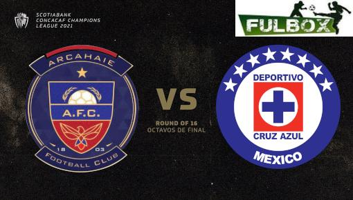 Arcahaie vs Cruz Azul