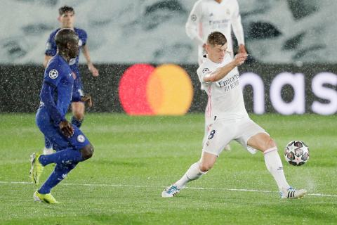 Real Madrid vs Chelsea 1-1 Semifinales Champions League 2020-21