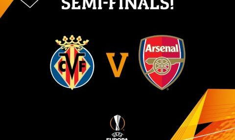 Arsenal vs Villarreal EN VIVO Hora, Canal, Dónde ver Semifinales Europa League 2020-21