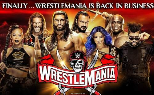 WWE Wrestlemania 37 EN VIVO