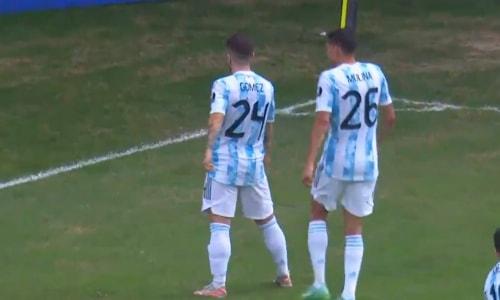Argentina vs Paraguay 1-0 Jornada 3 Copa América 2021