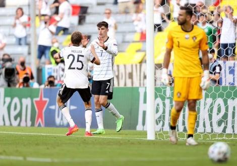 Portugal vs Alemania 2-4 Jornada 2 Eurocopa 2021
