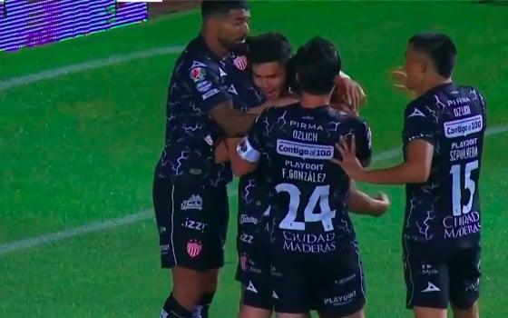 Necaxa vs Pumas 2-0 Torneo Apertura 2021