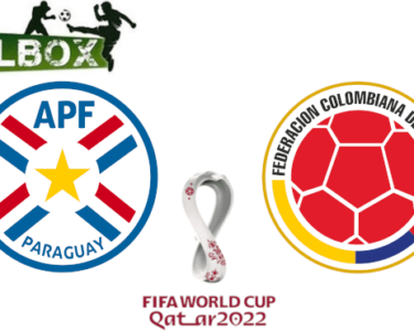 Paraguay vs Colombia